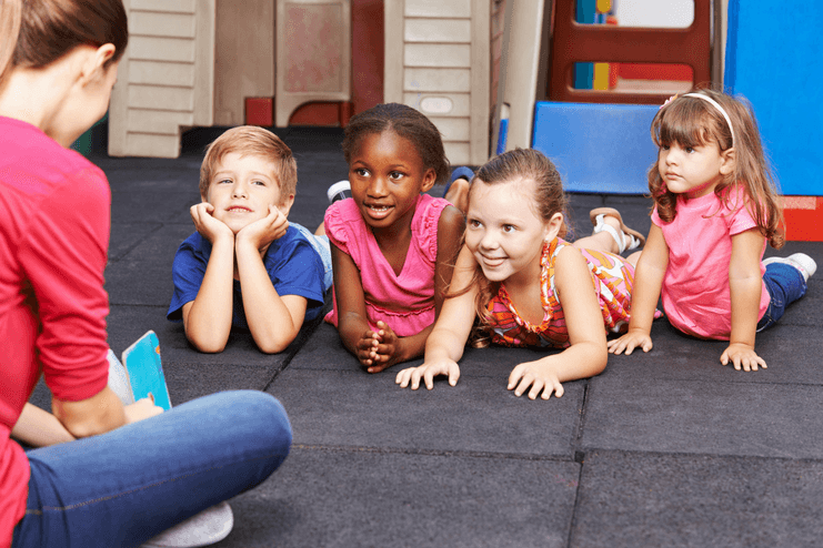 Entering Early Childhood (Preschool)
