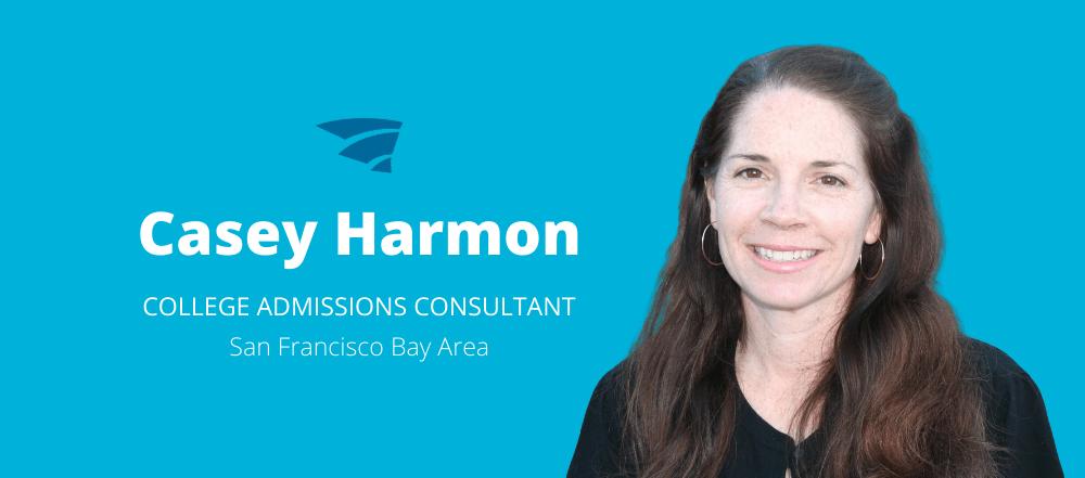 Casey Harmon - College Admissions Consultant