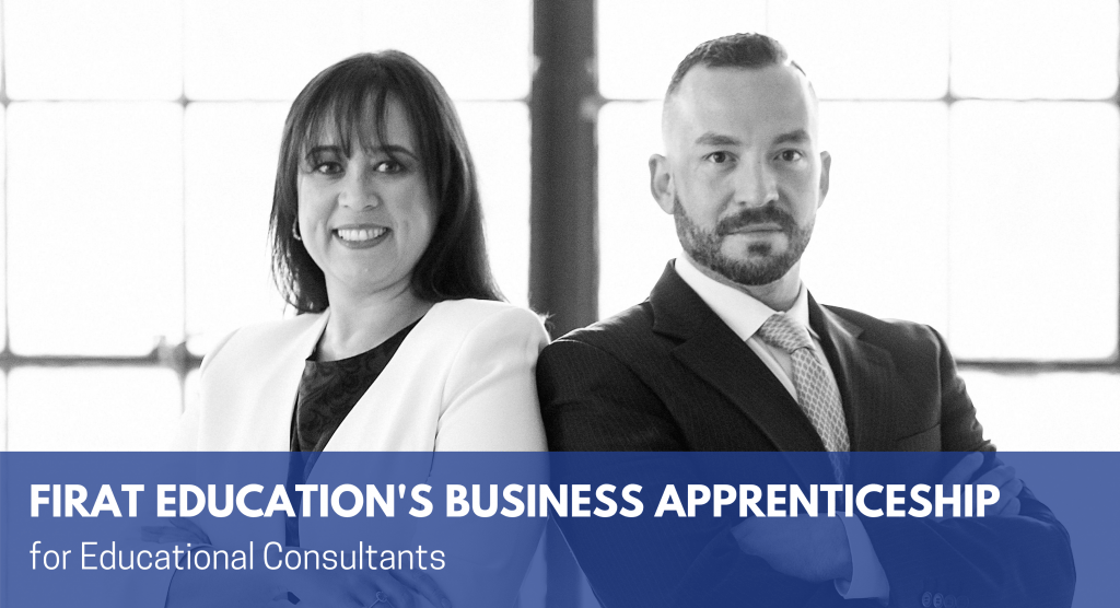Firat Education offers a Business Apprenticeship for College Admissions Consultants