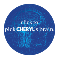 Pick Cheryl Janzen's brain